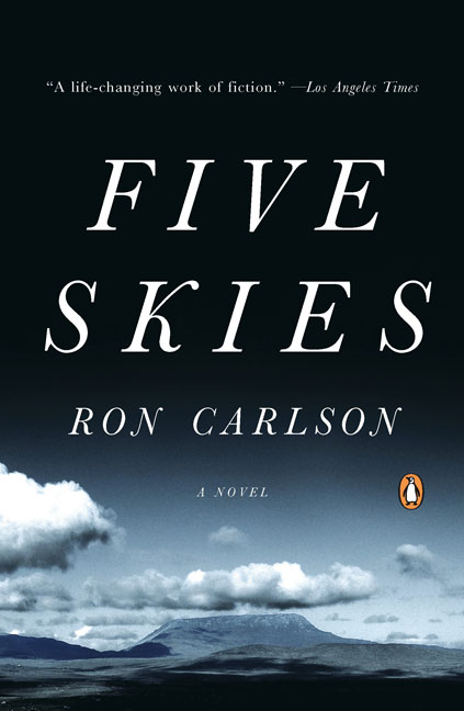 Five Skies By Carlson, Ron